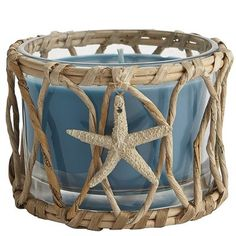 Oceans® Rope Filled Candle