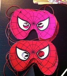 Olga Markiza ♥ : Spiderman Theme Party for Kids