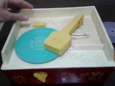 Caixa de música anos 70