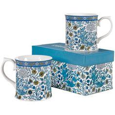 William Morris Cherwell Mugs - Tableware - Home Decor - The Met Store