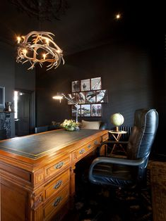 Victorian Office Design, Pictures, Remodel, Decor and Ideas - page 6