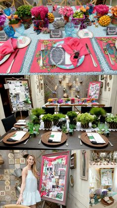 @whitney port is working with @Wedding Paper Divas to create custom stationery for her upcoming nuptials to fiancé Tim Rosenman. And to give Port's paper goods a kick-start, we hosted luncheon for the star. The themes included the dreamy Pastel Beach; the simple and elegant Vintage Traditional; the green, black, and white Boho Prep; and the festive and colorful Neon Mexico.