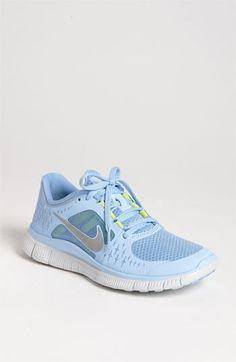 Nike 'Free Run 3' Running #girl fashion shoes #shoes #my shoes| http://girlshoes.lemoncoin.org