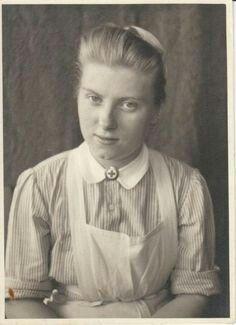 DRK nurse Deutsches Rotes Kreuz