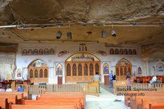 Interior of the Saint Simon Church. Photo: Barbora Sajmovicova, 2011, Nikon D3100.