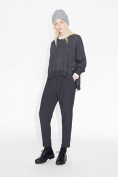 Monki | Archive | Trinny trousers dressed