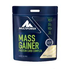 Mass Gainer 5440 g - Complex Proteic Masa Musculara - Vanilie Mass Gainer, French Vanilla, Chocolate Flavors, Fitness