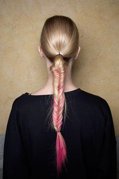 Ultimate BRAIDS Glossary: A Guide To Every Type of Braid There Is - The Fishtail Braid