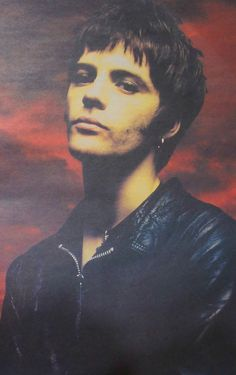 ♥ Richey Edwards ♥ From NME 29 Jan 2005 Teddy Edwards, Richey Edwards, Johnny Thunders, Bands, Hero, Street, Music, Beautiful, Heroes