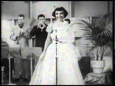"""Music, Music, Music"" - Teresa Brewer, 1955..""Put another nickel in.....in the nickelodeon.....""  I still have this 45."