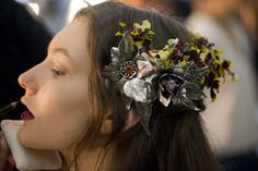 Behind the Scenes at NYFW Fall 2016 with Photographer Kevin Tachman : Rodarte