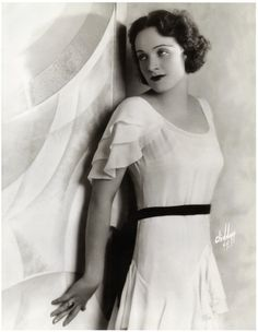 Marlene Dietrich, 1930; photo by Irving Chidnoff