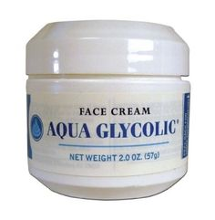 AQUA GLYCOLIC FACE CREAM Size: 2 OZ - For Sale Check more at http://shipperscentral.com/wp/product/aqua-glycolic-face-cream-size-2-oz-for-sale/
