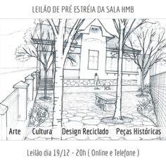 LEILÃO DE PRÉ ESTRÉIA DA SALA HMB