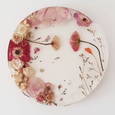 Products – Page 2 – Elle Rose Artist Epoxy Resin Art, Diy Resin Art, Diy Resin Crafts, Uv Resin, Resin Molds, Resin Flowers, Dried Flowers, Elle Rose, Resin Artwork