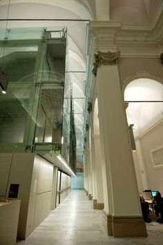 Biblioteca IMT - Picture gallery