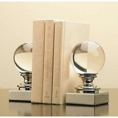 Crystal Ball Bookend