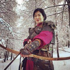 mongolian bride