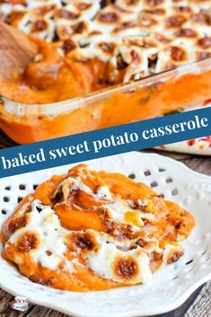 Twice Baked Sweet Potato Casserole I made this sweet potato casserole for Thanksgiving and it was a hit success. I got many compliments. Thank you for sharing! Baked Sweet Potato Casserole, Twice Baked Sweet Potatoes, Easy Casserole Recipes, Casserole Dishes, Pumpkin Pecan Pie, Pumpkin Spice, Thanksgiving Casserole, Thanksgiving Table, Veggie Recipes