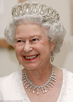 """Mr Perry said: 'Charles did admit to me, """"There are a lot of my mother's clothes I've been wanting to try on for a while. The crown and jewe..."""