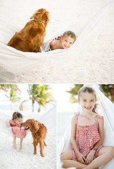 beautiful session with girl and her dog at the beach!
