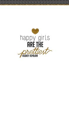 Black and gold glitter. Iconic female quotes by Marilyn Monroe, Coco Chanel & Audrey Hepburn. Happy Quotes, Great Quotes, Quotes To Live By, Positive Quotes, Me Quotes, Inspirational Quotes, Motivational Quotes, Ipad Mini Wallpaper, Cute Wallpaper For Phone