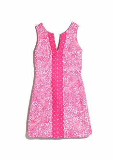 Lilly Pulitzer for Target Shift Dress - See Ya Later, $38, available at Target.