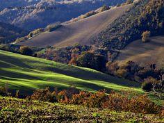 Montefeltro's Landscape - Marche, Italy