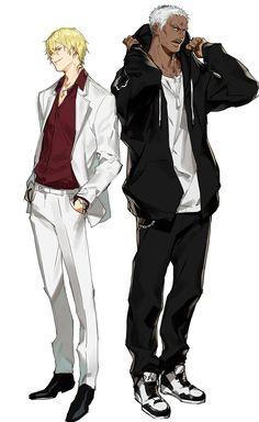 NOCA (@nonockha) | Twitter Anime Naruto, Manga Anime, Vorpal Swords, Otaku, Hottest Anime Characters, Kuroko Tetsuya, Last Game, Blonde Boys, Kuroko's Basketball