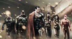 Batman, Superman, Wonder Woman, Aquaman, the Flash, Green Lantern, Cyborg make a magnificent seven.  With that in mind, director Zack Snyder says his upcoming Justice League team-up will pay homage to one of cinema's all-time classics: Akira Kurosawa's The Seven Samurai.  Snyder's Justice League, the