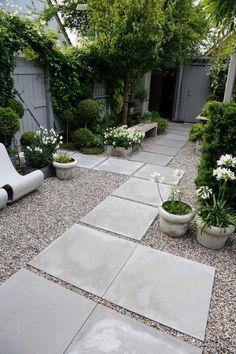 Backyard Garden Design, Diy Garden, Garden Cottage, Garden Landscape Design, Small Garden Design, Garden Paths, Backyard Patio, Landscape Edging, Backyard Ideas