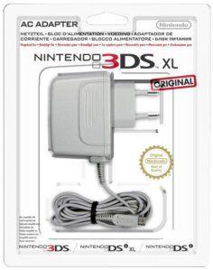 Nintendo 3DS / 3DS XL / DSi / DSi XL Adaptador a Corriente