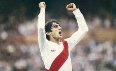Enzo Francescoli à River Plate