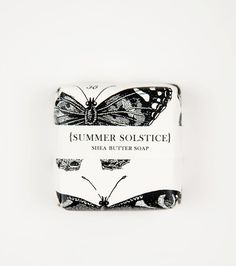 Shea Butter Soap - SUMMER SOLSTICE - new scent - 100% essential oil blend on Etsy, $5.00