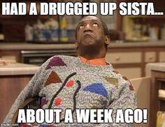 Bill Cosby meme promotion backfires