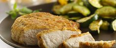 A seasoned crumb coating sets these skillet chops apart from the rest. Pinched for time? They cook in 10 minutes or less.