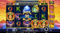 Utforsk de vakreste sivilisasjonsskatter som kan samles ved å snurre de 5 hjulene i videoautomaten med 25 vinnerkombinasjoner. #jackpot #freeplay #spilleautomaten #gratis