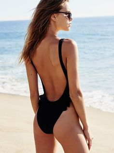 Frilla One-Piece Swimsuit  from Free People!