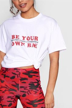 10 Feminist Slogan Tees To Help You Slay Every Day