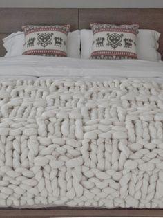 Square Topo – Doble | Knittingnoodles
