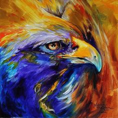Paintings by contemporary artist Marcia Baldwin. Oil paintings with subjects ranging from floral, animal, landscapes and in various styles such as impressionism, abstract and realism. Wallpaper Images Hd, Animal Wallpaper, Wallpaper Backgrounds, Picasso And Braque, Pop Art, Eagle Painting, Eagle Art, Spanish Art, Artist Portfolio
