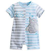 Dumbo Knit Romper for Baby
