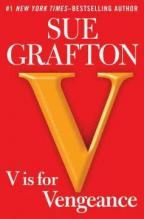 #Libro v is for vengeance de grafton- sue