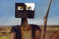 View NED KELLY – OUTLAW By Sidney Nolan; oil and enamel paint on composition board; Access more artwork lots and estimated & realized auction prices on MutualArt. Australian Painting, Australian Artists, Sidney Nolan, Victoria Art, Ned Kelly, Colt 45, Enamel Paint, Art Reference, Illustration Art
