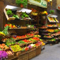 fruiti shop, entic shop, bella italia, italian market