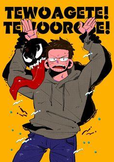 Venom Venom 2018, Akuma No Riddle, Tom Hardy, Marvel Dc, Ds, Cruise, Animation, Disney, Fictional Characters