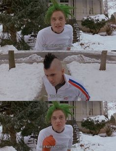 Slc Punk! Devon sawa!! Best scene from the movie. I need to watch this again