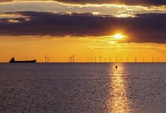 America's First Offshore Wind Farm Eyes First Spin