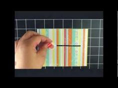 Pull-Tab Slider Card - YouTube