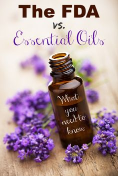 Are Essential Oils Bad for You? And if you sell essential oils, here are tips to stay within the government's rules :)